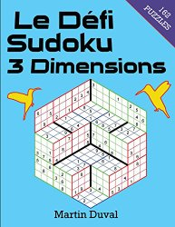 Defi Sudoku 3 Dimension