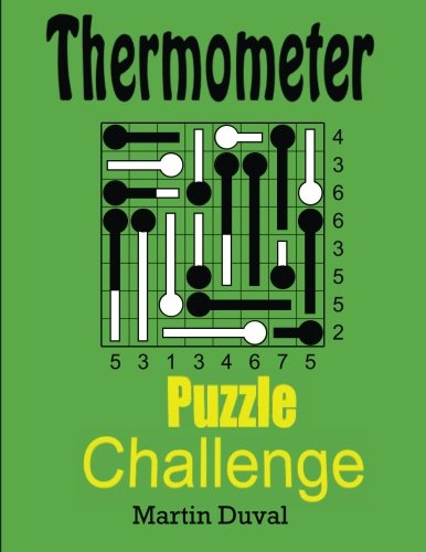 Thermometer Puzzle Challenge