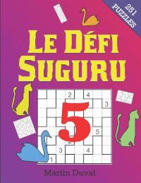 Le défi Suguru 5