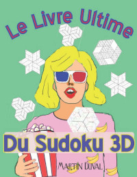 Livre Ultime du Sudoku 3D