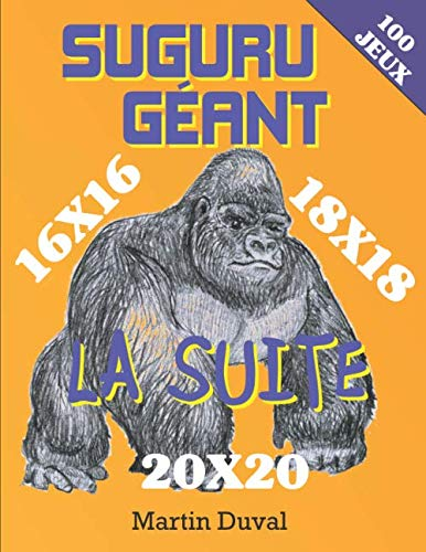 Suguru Géant: La Suite